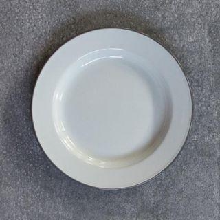 Falcon Enamel Plate 26cm Pastel Blue