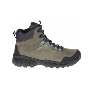 Merrel Womens Forestbound Mid Waterproof Boulder