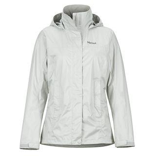 Marmot Womens Precip Eco Jacket Platinum