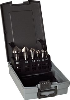HSS Uncoated Countersink Set
