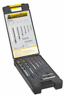 Drill / Tap / Countersink Set