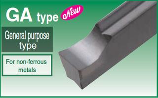 GA Type - For Aluminium