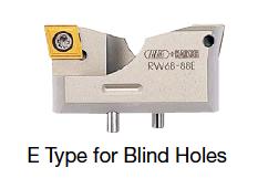 RW Insert Cartridges for Blind Holes