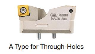RW Insert Cartridges for Through Holes