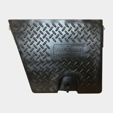 40L UB Water Tank Black (Checker Plate)