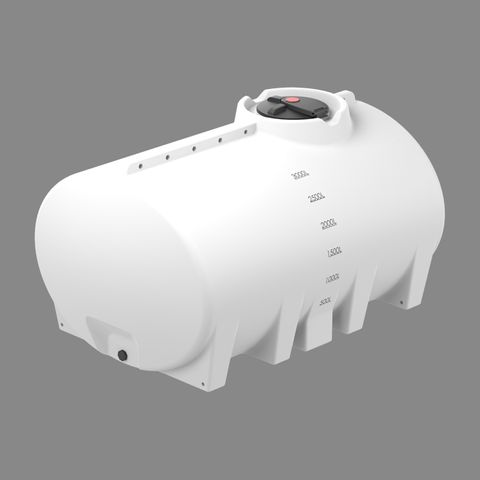 3,000L Cartage Tank No Sump Chemical