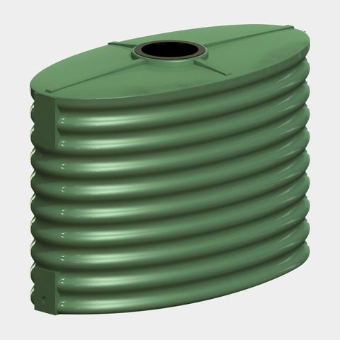 375L Corrugated Eaves Tank