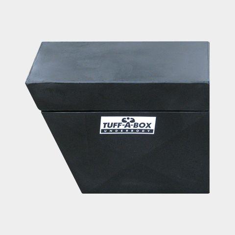 40L UB Tool Box RHS Black