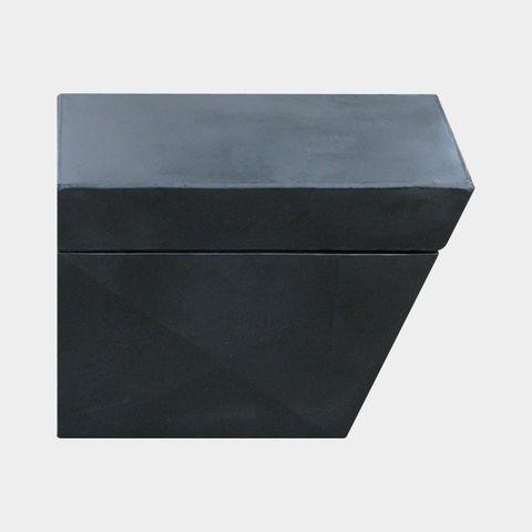 40L UB Tool Box LHS Black