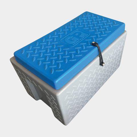 C500 Cabin Box - Grey/Blue