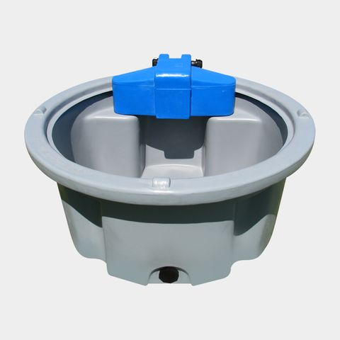 200L WaterSmart Trough w Valve No Cover