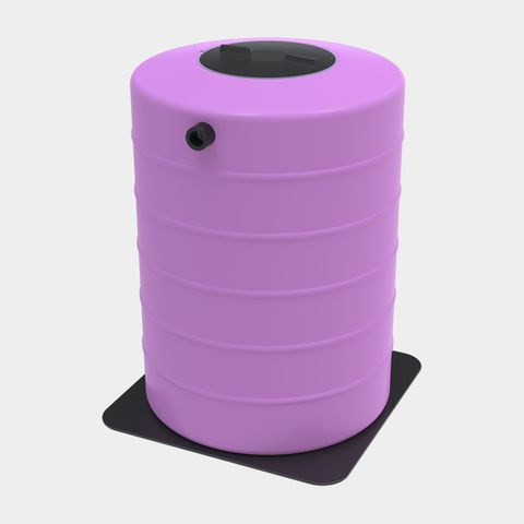 600L Greywater Transfer Unit with D15VA