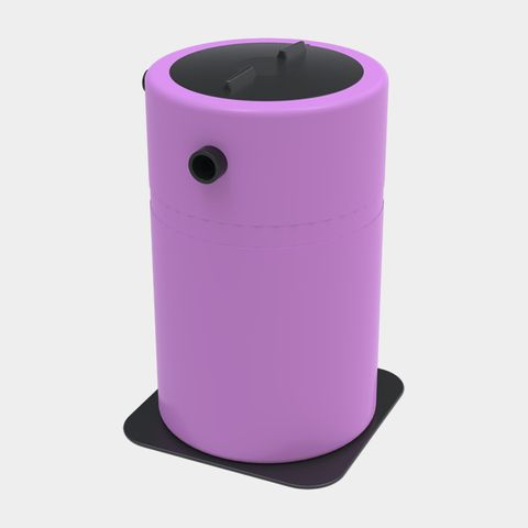 200L Greywater Transfer Unit with D15VA
