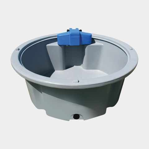 600L WaterSmart Trough w Valve No Cover