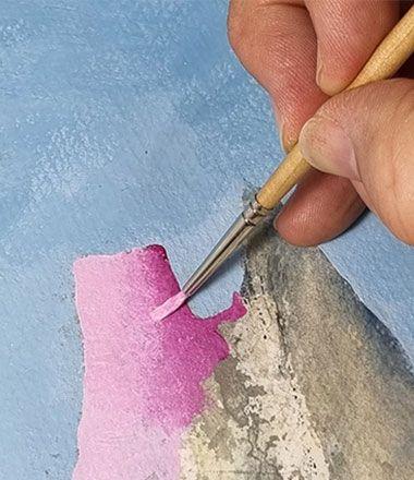 Da Vinci CHUNEO Synthetic Bristle Brushes