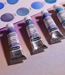NEW! Schmincke Super Granulating Watercolours