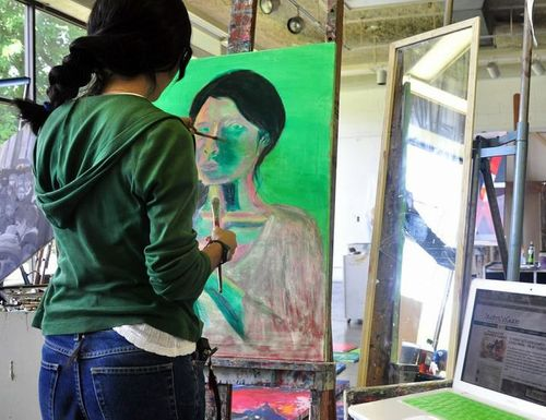 Making Great Art on a Student Budget