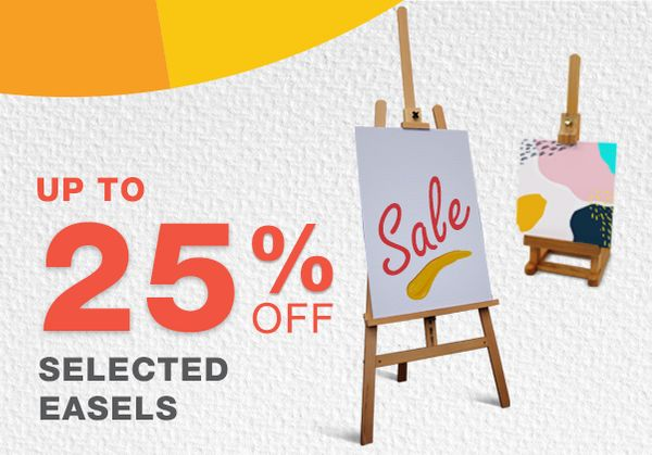 Easels Sale