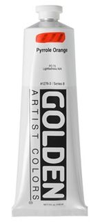 GOLDEN HEAVY BODY ACRYLIC 148ML