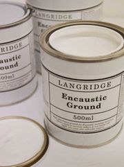 LANGRIDGE ENCAUSTIC WAX & GROUNDS
