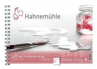 HAHNEMUHLE HARMONY WATERCOLOUR PADS