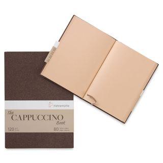 HAHNEMUHLE CAPPUCINO BOOK