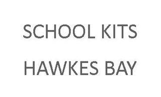 SCHOOL KITS HAWKES BAY