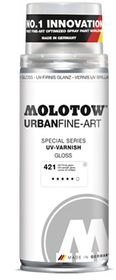 MOLOTOW URBAN FINE ART SPECIAL COATINGS SPRAY PAINTS (R18)