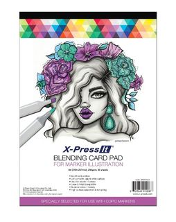 X-PRESS IT BLENDING PADS
