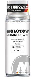 MOLOTOW URBAN FINE ART SPECIAL COATINGS SPRAY PAINT (R18)