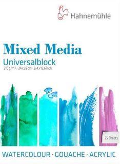 HAHNEMUHLE MIXED MEDIA BLOCKS