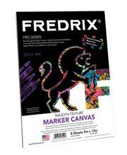 FREDRIX PRO SERIES MARKER CANVAS PAD
