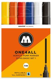 MOLOTOW ONE4ALL MARKER SETS