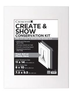 CRESCENT CREATE & SHOW KITS