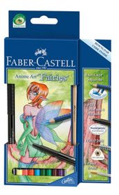 FABER CASTELL CREATIVE STUDIO SETS