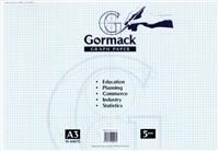 GORMACK GRAPH PADS & SHEETS