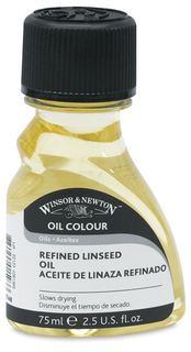 WINSOR & NEWTON OIL MEDIUMS
