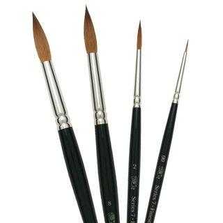 WINSOR & NEWTON SERIES 7 BRUSHES