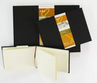 HAHNEMUHLE SKETCH BOOKS