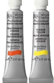 WINSOR & NEWTON PROFESSIONAL WATERCOLOUR
