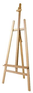 EXPRESSION LYRE EASELS