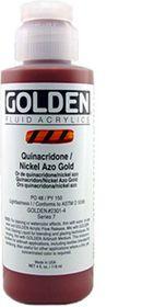 GOLDEN FLUID ACRYLIC 118ML