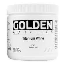 GOLDEN OPEN ACRYLIC 236ML