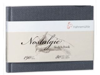 HAHNEMUHLE NOSTALGIE SKETCH BOOK