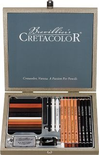 CRETACOLOR DRAWING & SKETCHING SETS