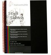 HAHNEMUHLE SPIRAL BOUND SKETCH BOOKS