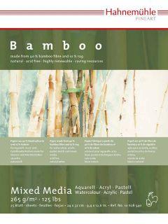 HAHNEMUHLE BAMBOO MIXED MEDIA BLOCKS