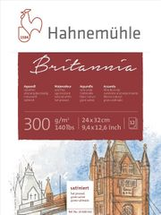 HAHNEMUHLE BRITANNIA WATERCOLOUR BLOCKS & PACKS