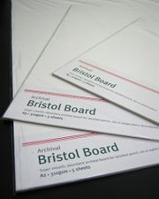 HAHNEMUHLE BRISTOL BOARD PACKS