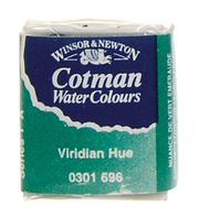 WINSOR & NEWTON COTMAN WATERCOLOUR HALFPAN